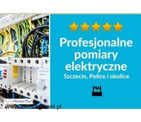 Dokładne pomiary elektryczne - Szczecin, zachodniopomorskie