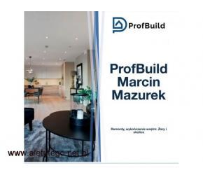 ProfBuild - nowoczesna firma remontowa na polskim rynku
